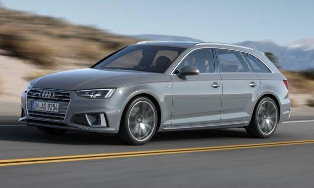 Audi A4 Avant 2018 Audi Audi A4 E Eventi