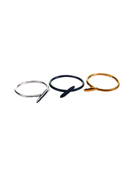 Lucy Folk presents BENTO - Resort 12/13 - GREAT RINGS OF RICE