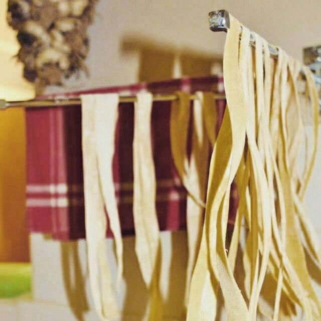 Pasta. Mmmm Cookingclass