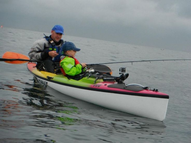 INFLATABLE KAYAK FISHING ROD & REEL INFLATABLE DINGHY INFLATABLE CANOE FISHING #instantfisherman