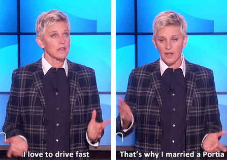 Feelings of annoyance, stress, pain and anger would melt away cause you'd be laughing all the time! | 17 Reasons Ellen DeGeneres Should Be President Of The World