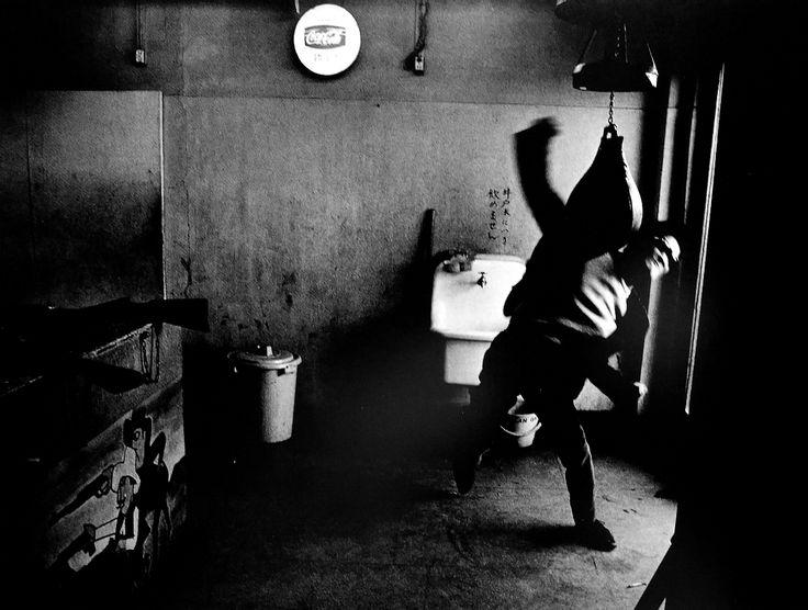 Shomei Tomatsu, Takuma Nakahira, Editor, 1964. 東松照明, 「編集者 中平卓馬」