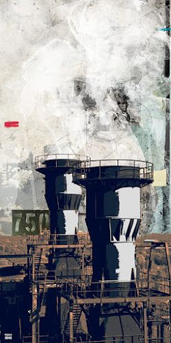 Industrial landscape #2