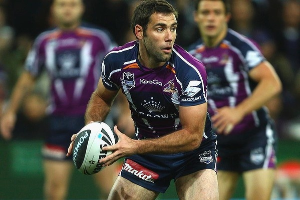 Cam Smith from @Melbourne Storm ranked best in NRL by SMH