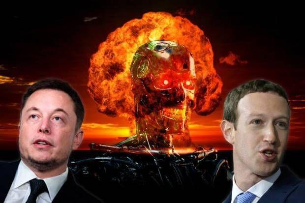 Elon Musk Sebut Ilmu Bos Facebook Masih Cetek Terkait Artificial Intelligence  Lingkarannews.com Teknologi-CEO dan Founder Tesla Inc Elon Musk menghina pendiri Facebook Mark Zuckerberg terkait teknologi Kecerdesan Buatan (AL). Kedua tokoh teknologi dunia ini perang kata-kata terkait kemungkinan robot akan menjadi sangat pintar sehingga mampu untuk membunuh manusia.  Pemahamannya mengenai subyek ini terbatas ujar Musk dalam sebuah cuitan tentang pendiri Facebook seperti dilansir dariFortune…