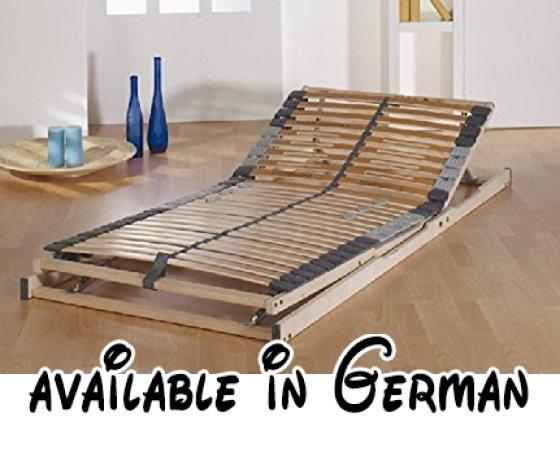 B00PQMJJ68  Lattenrost Dreamflex Ausführung 10 Pharao24 Pharao24 - komplett schlafzimmer mit matratze und lattenrost