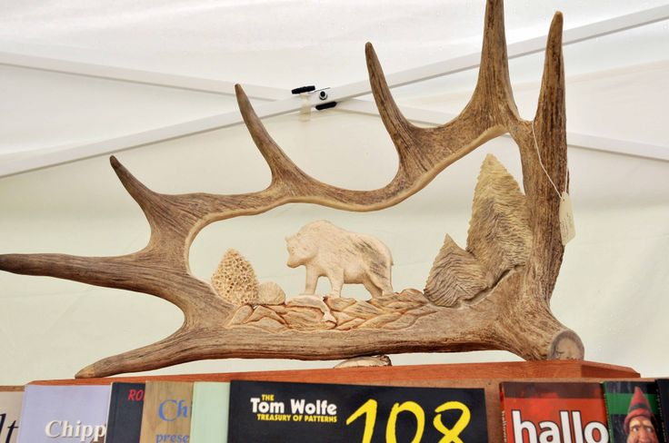 International Woodcarvers Festival, Lake Bronson