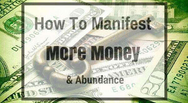 How To Manifest More Money & Abundance: http://brandonline.michaelkidzinski.ws/how-to-manifest-more-money-abundance/