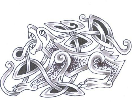 celtic infinity knot tattoo design celtic infinity knot tattoo design ...