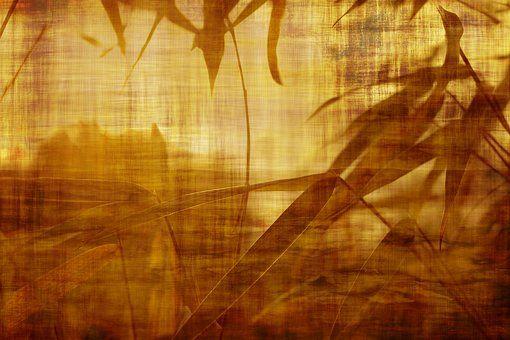 Бамбук, Канцелярские Товары, Обои
