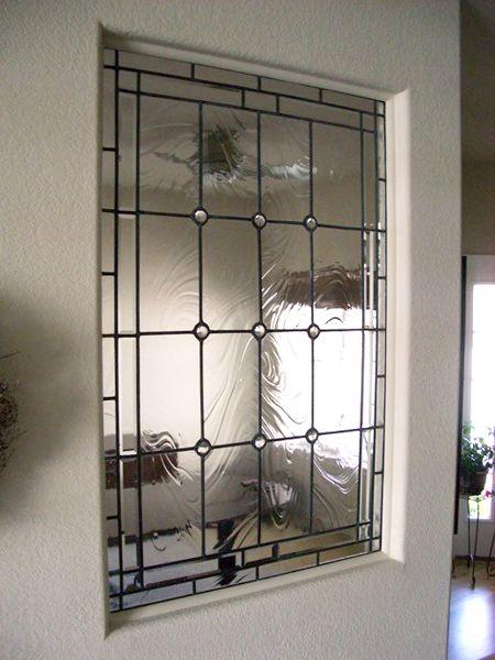 vitrales canceles barandales espejos vidrio templado decoracion