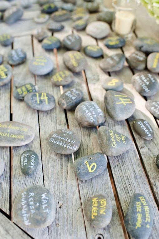 Guest book Stones