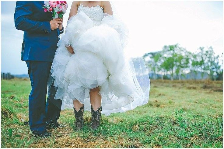 Country Wedding in the rain Country wedding  Wedding boots Henderson park  Central Qld Australia  www.capture-t-moment.com