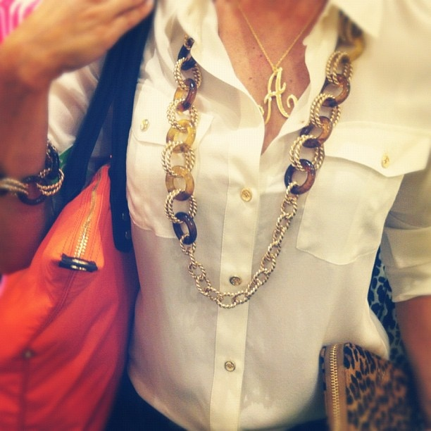 #InspiredStyle fashion challenge complete: Amy Stran chose some great C. Wonder accessories!