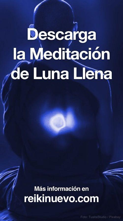 Descarga en formato MP3 la meditación guiada de Luna Llena para trabajar la Creatividad que realizaremos el día 11 de febrero. Más información: http://www.reikinuevo.com/descarga-meditacion-luna-llena/