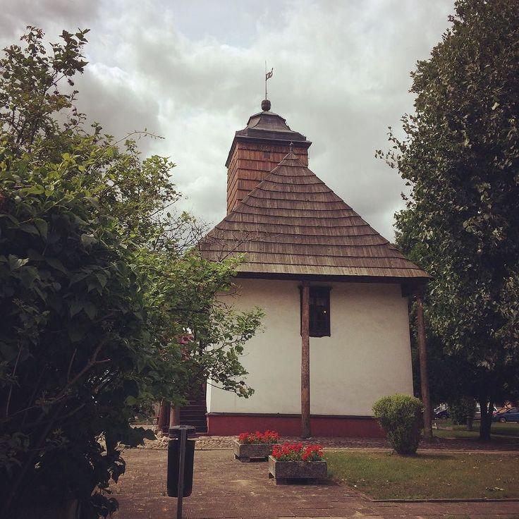 City hall in Sulmierzyce and its green area  . . . #sulmierzyce #wielkopolska #igerspoland #igerseurope #igerseu #timeoutsociety #travelcommunity #welivetoexplore #teamwanderlust #unfoldingroad #wearetravelgirls #girlslovetravel #girlsborntotravel #ladiesgoneglobal #femmetravel #exceptional_pictures #travel_drops #beautifuldestinations #wonderful_places #mobilnytydzienwakacje
