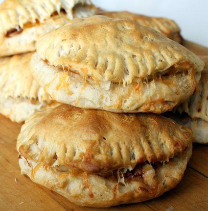 Recipe: BBQ Chicken Pockets Ingredients 1 tube refrigerator biscuits (the...