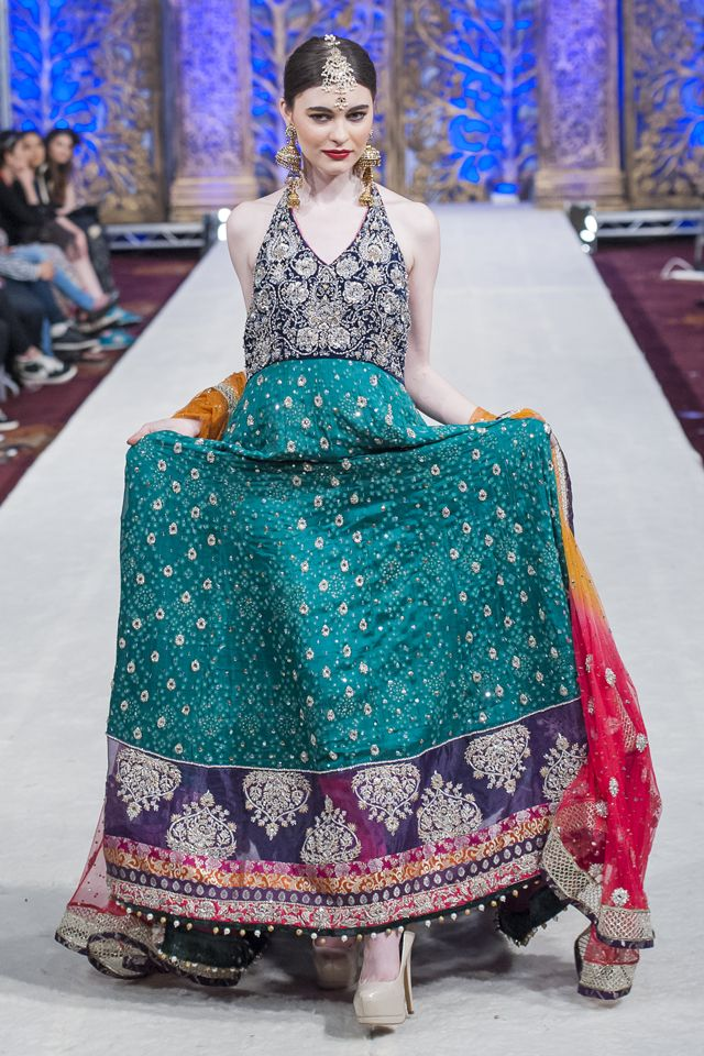 2014 Zainab Chottani PFW Collection
