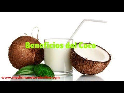 BENEFICIOS DEL COCO – CONOCE SU USO DIURETICO