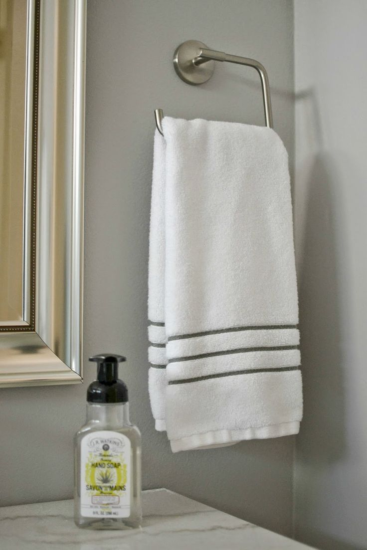 Behr Silver City Budget Bathroom Small Bathroom