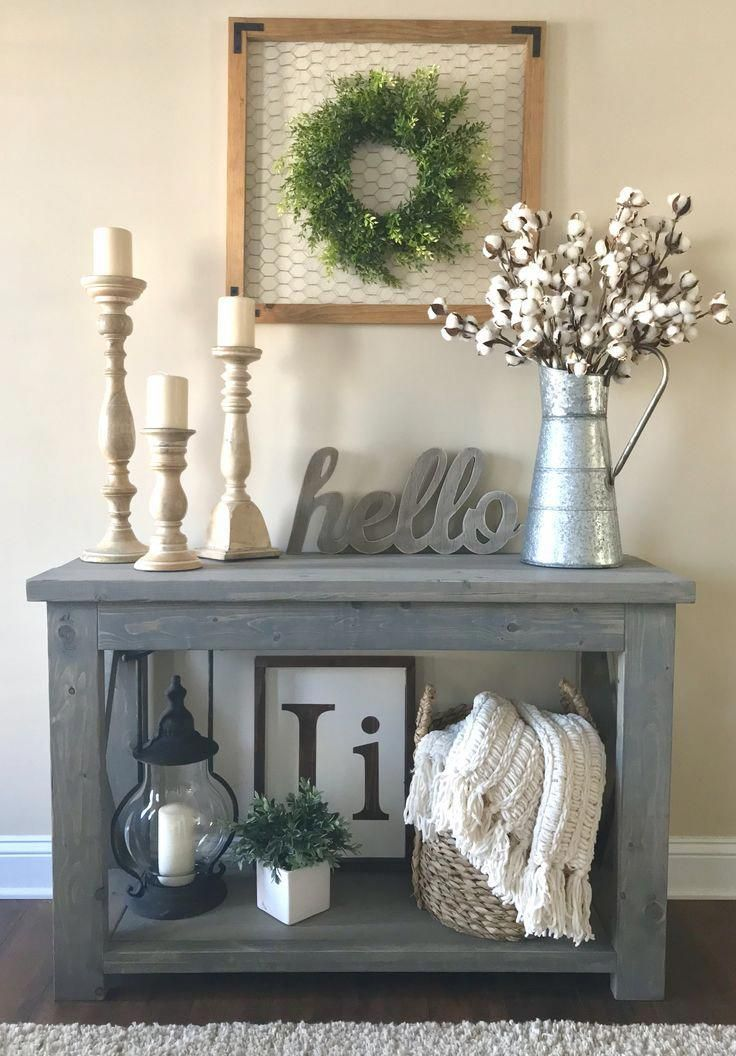 modified ana white s rustic x console table 48 u201d wide and no middle rh pinterest com