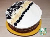 Торт со сливочным сыром и абрикосами | Кулинарный портал