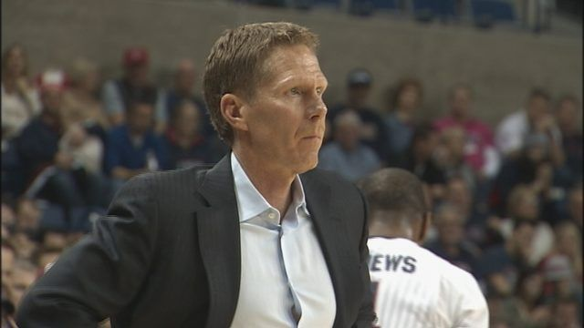 Gonzaga men's basketball Head Coach Mark Few was named a semifinalist for the 2017 Werner Ladder Naismith Men's College Coach of the Year the Atlanta Tipoff Club announced Friday.
