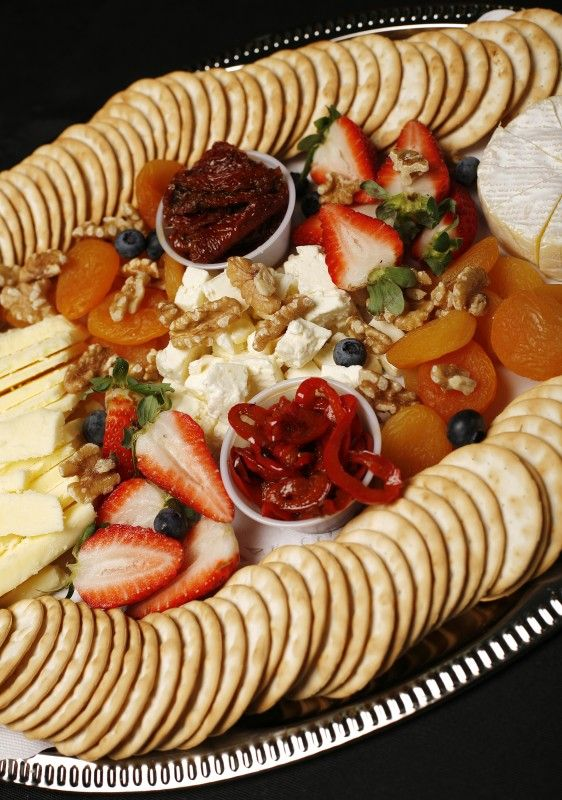 Cheese Platter by http://juicybeanscatering.com.au/