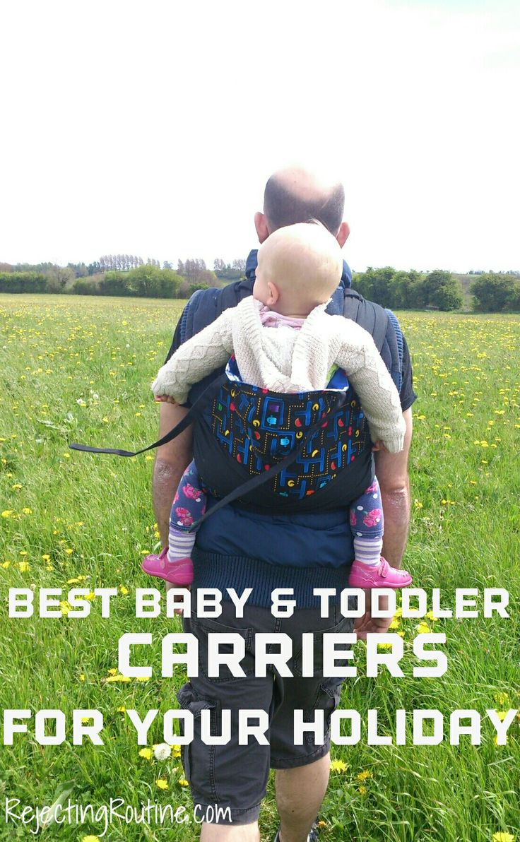 The best baby and toddler carriers for your holiday!  These are my favourites, especially for use in warmer climates. Baby wearing enables us to go wherever we want and the carrier takes up very little packing space.