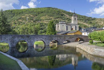 Puente romano | Molinaseca (El Bierzo)