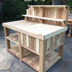 Outdoor Bar / Potting Bench
