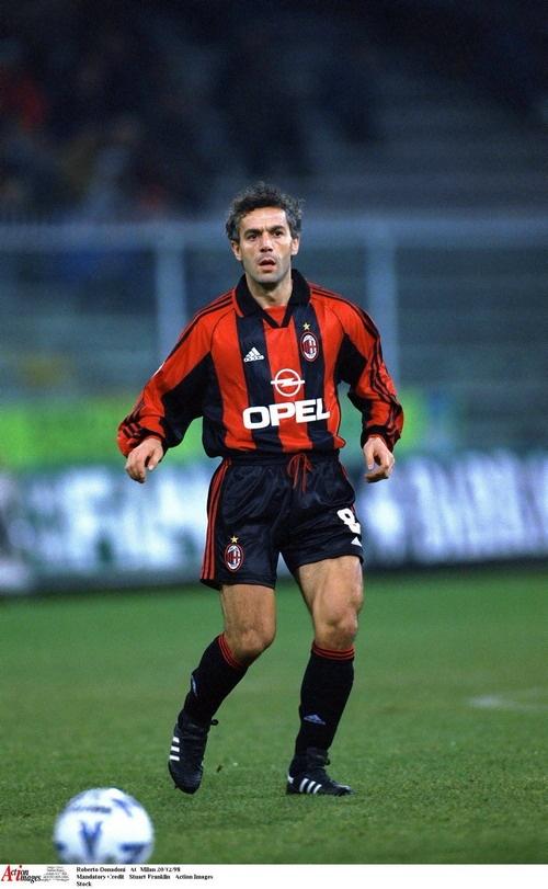 Roberto Donadoni, AC Milan, Italy