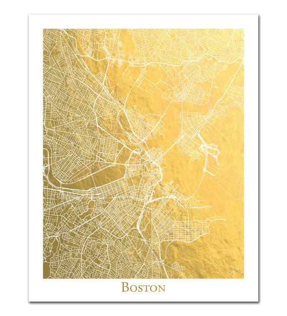 53 best Map Project - Boston images on Pinterest | Boston map ...