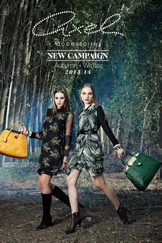 Axel campaign fall/winter 2013-14