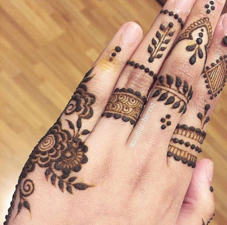 Mehndi Fingers Rating : Best mehndi designs images on pinterest henna
