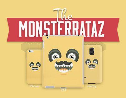 """Check out new work on my @Behance portfolio: """"The Monsterrataz: Mr. Akhil J. Monster"""" http://be.net/gallery/34102412/The-Monsterrataz-Mr-Akhil-J-Monster"""