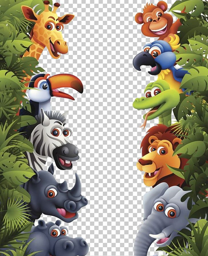 Jungle Tropical Rainforest Animal Lion Png Clipart Amazon Rainforest Among The Jungle Animals Ca Rainforest Animals Tropical Rainforest Rainforest Insects