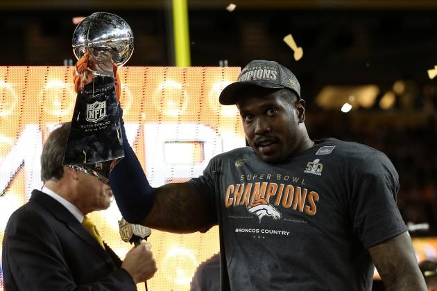 Extend Von Miller's Contract