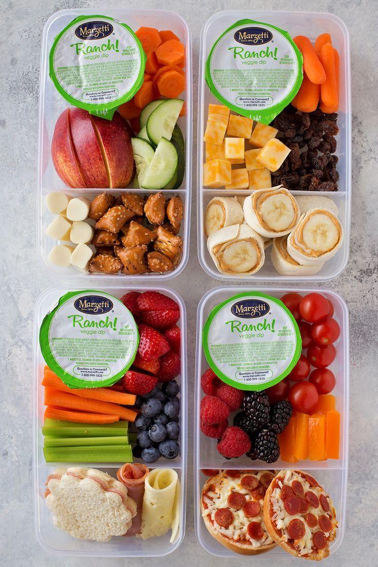 Kinder Lunchbox Ideen