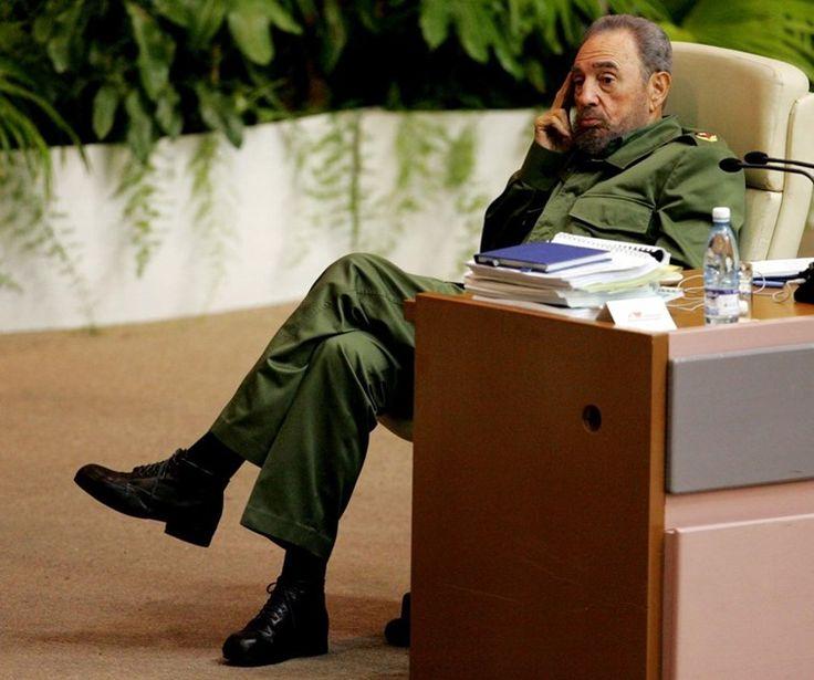 Morreu o histórico líder cubano Fidel Castro - Cm ao Minuto - Correio da Manhã