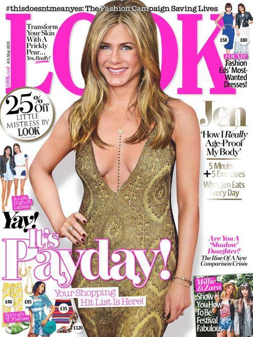 Jennifer Aniston (2015.05.04. Look) #JenniferAniston