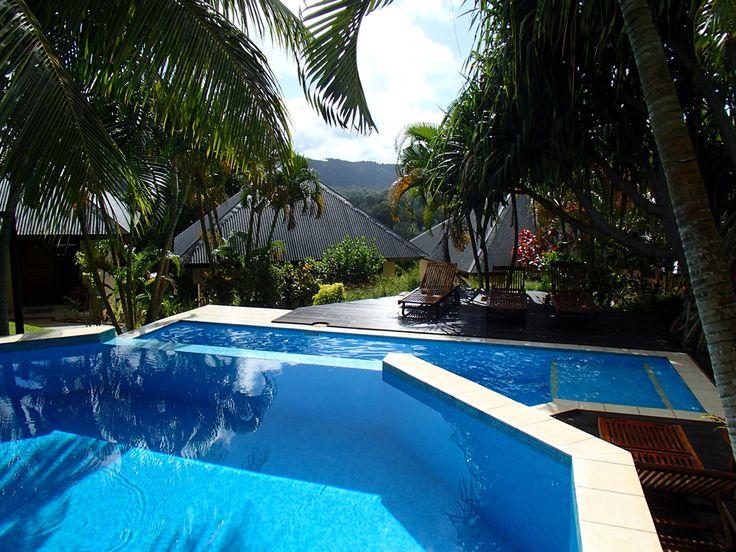 Mangoes Resort in Vanuatu ❤️