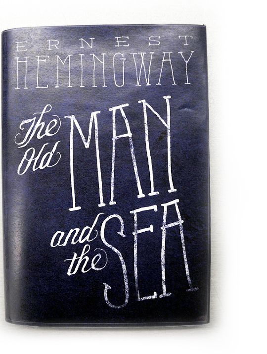 Typography inspiration, also one of my favorite books.