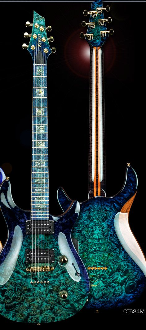 Kiesel Special Edition Boutique Guitars and Basses | KieselGuitars.com