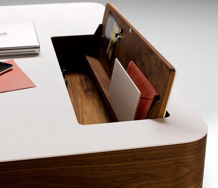 Retro Desk - Home Office Furniture from Wharfside