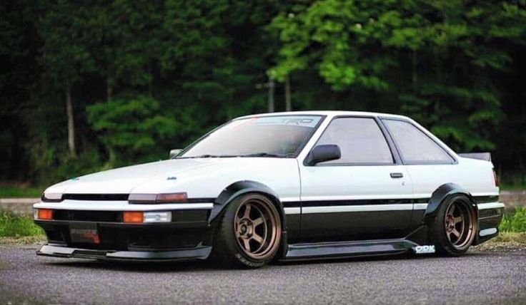 目で見るだけの車・バイクまとめ❗️ https://goo.to/article #AE86 #TOYOTA #jdm #auto #car #news…