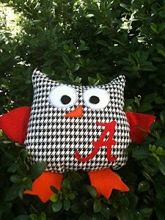 tutorial on making this adorable little owl