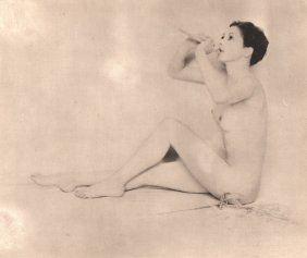 Everard, John - May Morning (nude)