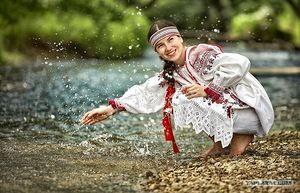 Вода у славян