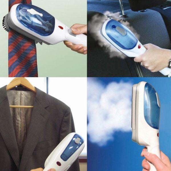 TOBI Travel Steamer Ручной отпариватель для одежды Код товара: 3695590 http://kupika.profit117.ru/i3695590-tobi-travel-steamer-ruchnoy-otparivatel-dlya-odezhdy.html  Ручной отпариватель TOBI Travel Steamer имеет две основных функции: отпаривание и глажка. Хорошо удаляет все неприятные запахи, справляется с глажкой не только одежды, но и любого домашнего текстиля, шелк, атлас, хлопок, лен, шерсть, синтетические ткани. Им очень удобно отпаривать шторы и тюль, не снимая их.  Ручной отпариватель…